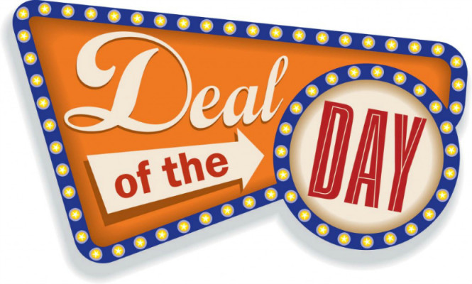 Check out Today's Deal-of-the-Day