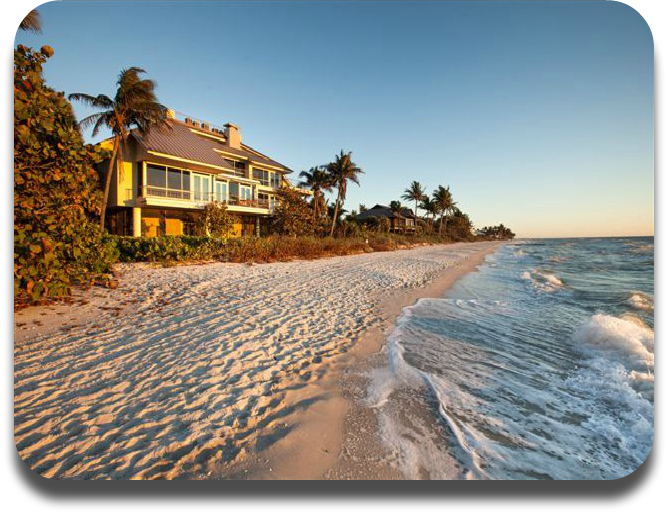 Beachfront Homes